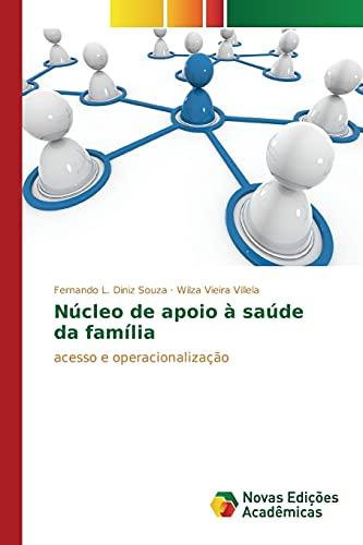 9783639757651: Núcleo de apoio à saúde da família (Portuguese Edition)