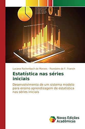 Estatística nas séries iniciais: Rockenbach de Moraes,