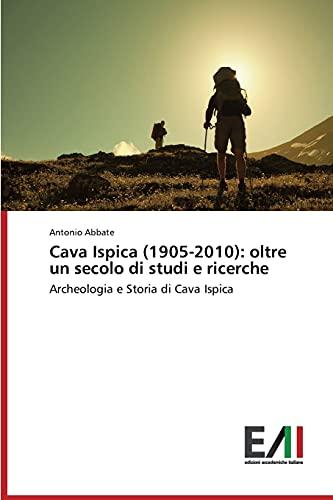 Cava Ispica (1905-2010): Abbate Antonio (author)