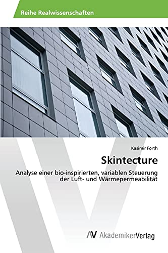 9783639790504: Skintecture (German Edition)