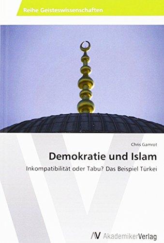 9783639793390: Demokratie und Islam