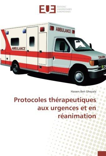 Protocoles thérapeutiques aux urgences et en réanimation (Paperback): Hassen Ben Ghezala