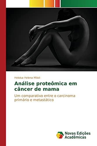Análise proteà mica em câncer de mama: Milioli Heloisa Helena