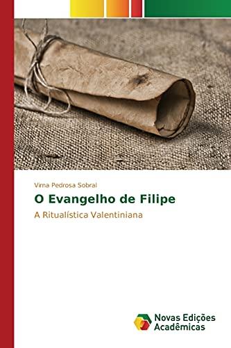 9783639838688: O Evangelho de Filipe (Portuguese Edition)