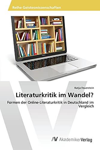 Literaturkritik im Wandel?: Katja Feuerstein