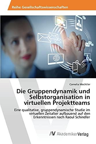 Die Gruppendynamik und Selbstorganisation in virtuellen Projektteams: Cornelia Mechtler