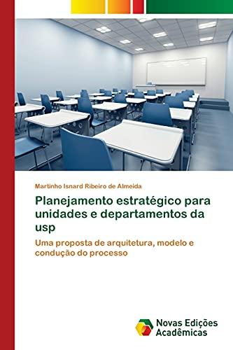 Planejamento estratà gico para unidades e departamentos: Isnard Ribeiro de