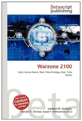 9783639939330: Warzone 2100