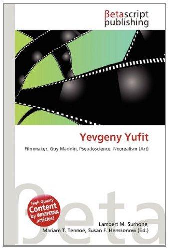 9783639979305: Yevgeny Yufit