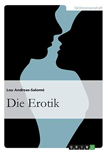 9783640189984: Die Erotik (German Edition)