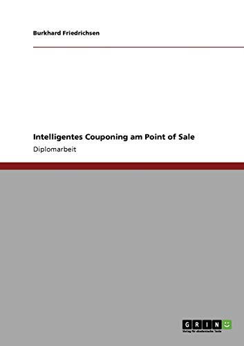 9783640231263: Intelligentes Couponing am Point of Sale