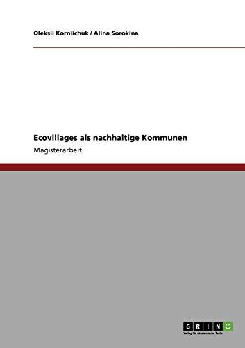 Ecovillages als nachhaltige Kommunen: Oleksii Korniichuk
