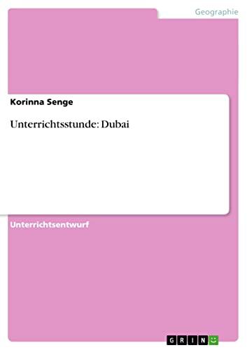 Unterrichtsstunde: Korinna Senge