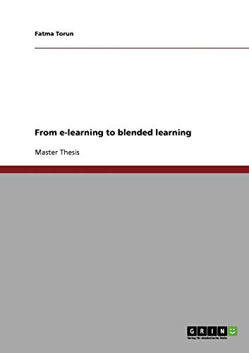 From e-learning to blended learning: Fatma Torun