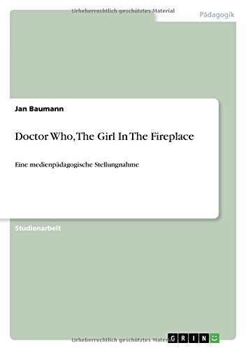Doctor Who, the Girl in the Fireplace: Heiko Br Ggerbusch