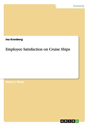 Employee Satisfaction on Cruise Ships: Ina Kronberg