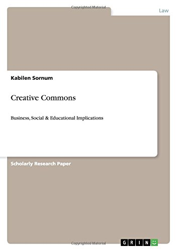 Creative Commons: Kabilen Sornum
