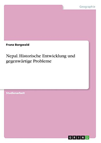 Nepal: Franz Borgwald