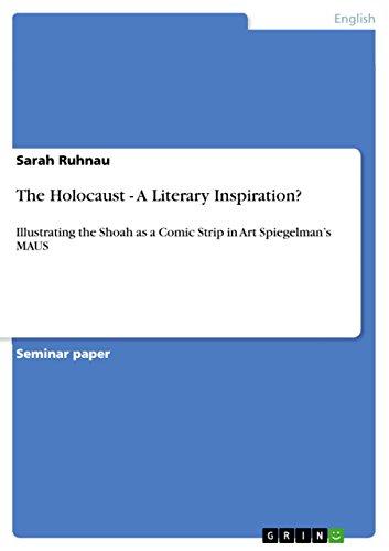 9783640609970: The Holocaust - A Literary Inspiration?