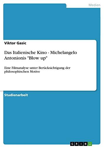 Das Italienische Kino - Michelangelo Antonionis