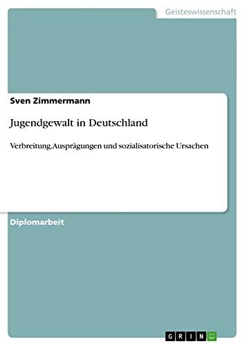 Jugendgewalt in Deutschland: Sven Zimmermann