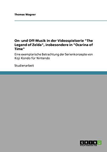 9783640723201: On- und Off-Musik in der Videospielserie