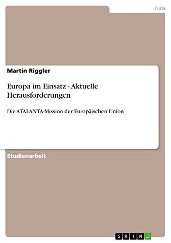 Europa Im Einsatz - Aktuelle Herausforderungen (German Edition) - Stefan Haas