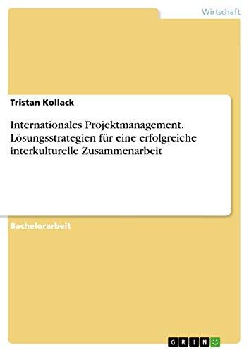 9783640784776: Internationales Projektmanagement