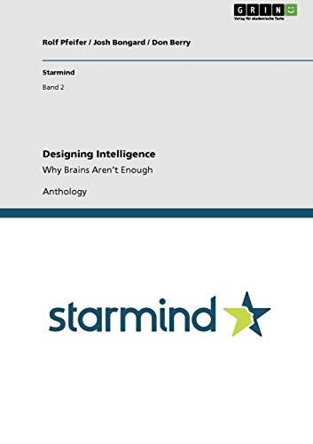 9783640812219: Designing Intelligence