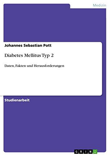 9783640889778: Diabetes Mellitus Typ 2