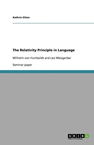 The Relativity Principle in Language: Kathrin Ehlen