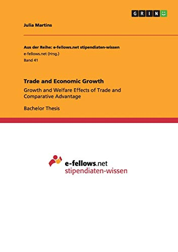 Trade and Economic Growth: Julia Martins