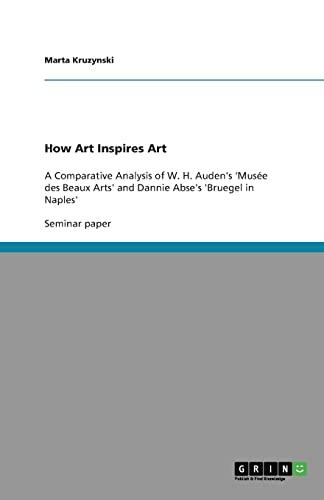 How Art Inspires Art: Marta Kruzynski
