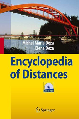9783642002335: Encyclopedia of Distances