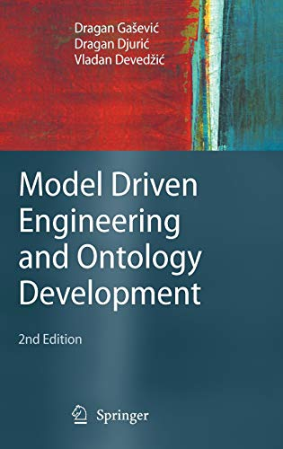 9783642002816: Model Driven Engineering and Ontology Development