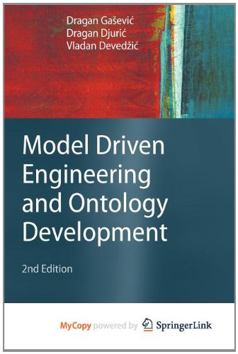 9783642003455: Model Driven Engineering and Ontology Development