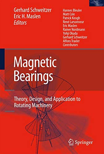 9783642004964: Magnetic Bearings: Theory, Design, and Application to Rotating Machinery