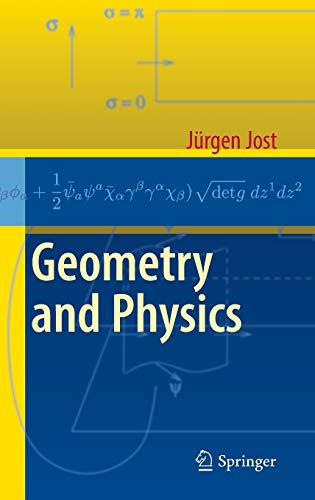 9783642005404: Geometry and Physics