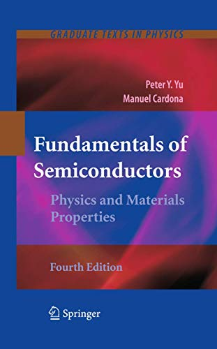 9783642007095: Fundamentals of Semiconductors: Physics and Materials Properties (Graduate Texts in Physics)