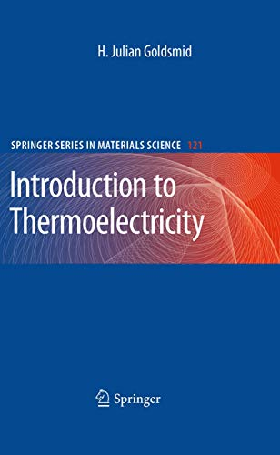9783642007156: Introduction to Thermoelectricity (Springer Series in Materials Science)