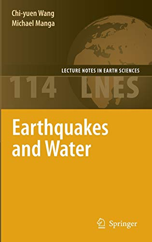 9783642008092: Earthquakes and Water (Lecture Notes in Earth Sciences)