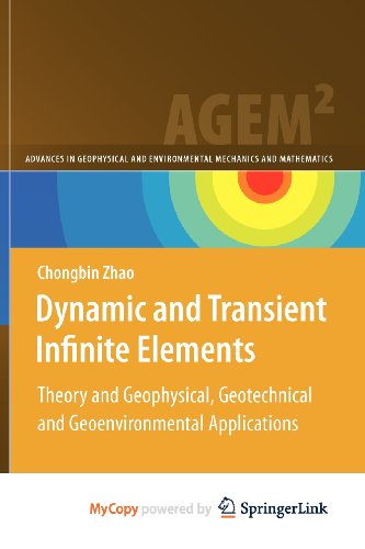 9783642008764: Dynamic and Transient Infinite Elements