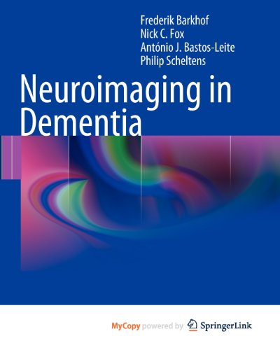 9783642008771: Neuroimaging in Dementia