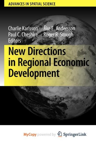 9783642010187: New Directions in Regional Economic Development
