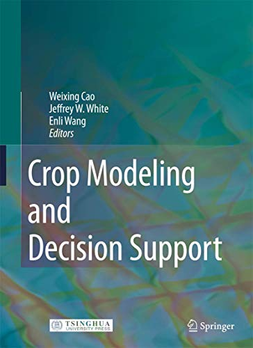 Crop Modeling and Decision Support (Hardcover)