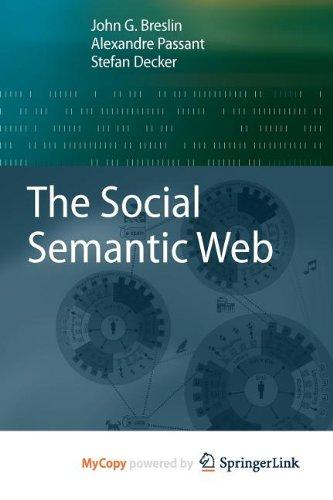 9783642011733: The Social Semantic Web