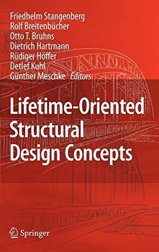 9783642014611: Lifetime-Oriented Structural Design Concepts