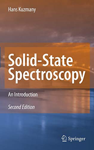 9783642014789: Solid-State Spectroscopy: An Introduction