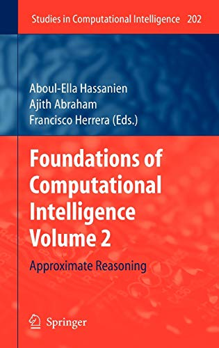 Foundations of Computational Intelligence Volume 2: Aboul Ella Hassanien