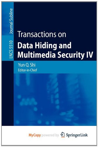 9783642017582: [(Transactions on Data Hiding and Multimedia Security: Bk. 4 )] [Author: Yun Q. Shi] [Jun-2009]